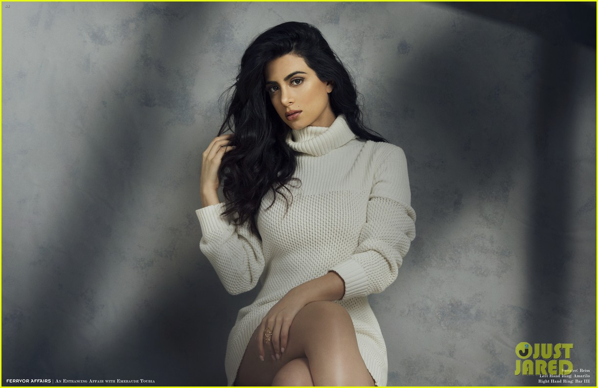 Image result for Emeraude Toubia