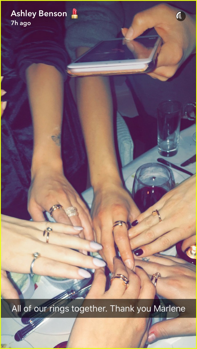 Pretty Little Liars Cast Get Matching Tattoos After