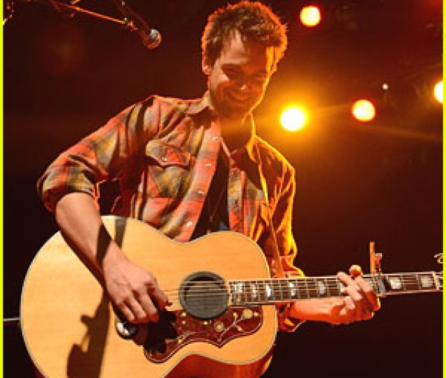 Tyler Hilton Gramercy Theater Concert
