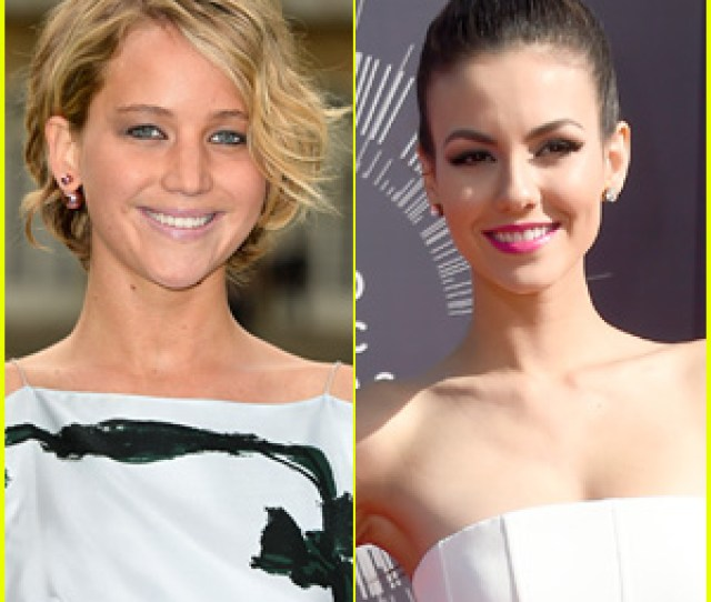 Jennifer Lawrence Victoria Justice Are Victims Of Alleged Nude Photo Leak
