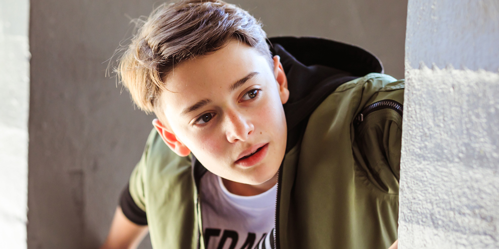 Stranger Things Noah Schnapp Found Out He Got The Part Of