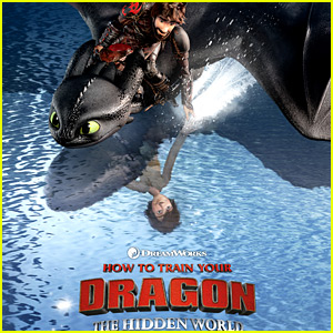 How To Train Your Dragon Fans React To Hiccup S Beard In New Trailer How To Train Your Dragon Movies Just Jared Jr