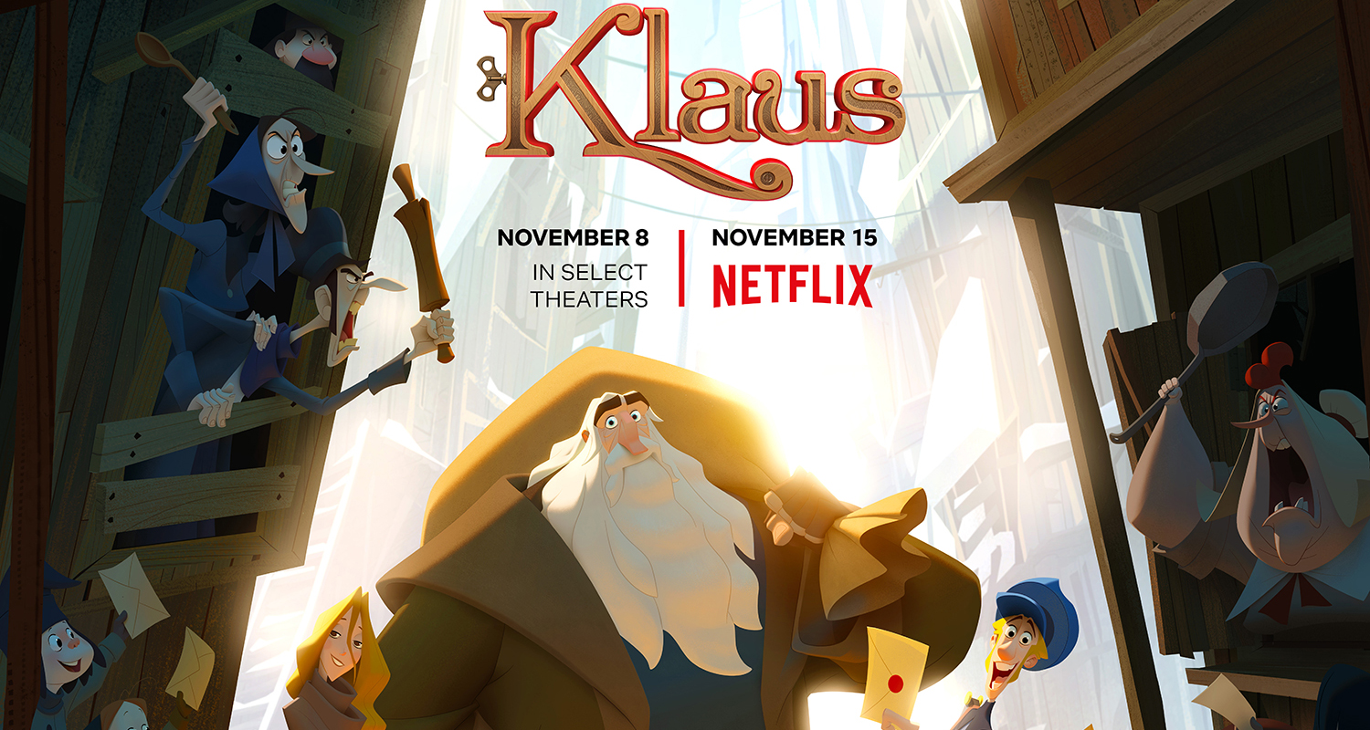 Netflix Drops Trailer For First Original Animated Movie ...