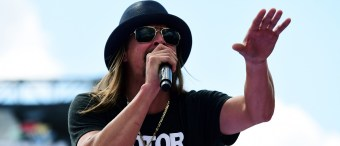 It Looks Official That Kid Rock Is Running For Senate