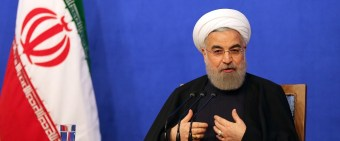 Iran's So-Called 'Moderate' President Wins Second Election