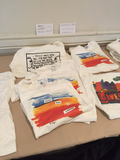 White privilege shirts for sale, pay what you want [Blake Neff]