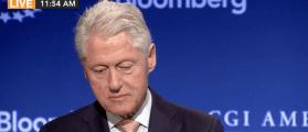 Bill Clinton speaks at Clinton Global Initiative, June 14, 2016. (YouTube screen grab)