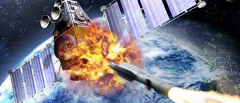 Rocket Scientist Thinks Pentagon Can Win A War In Space With These 5 Weapons
