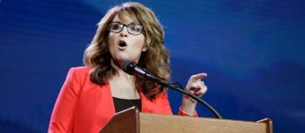 Sarah Palin Blasts 'Sickening' NYT Editorial Blaming Her For Giffords Shooting