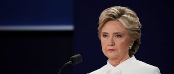 POLL: Hillary Clinton Is STILL More Unfavorable Than Trump