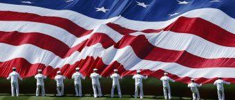 American, POW/MIA Flags Stolen Before Memorial Day Service