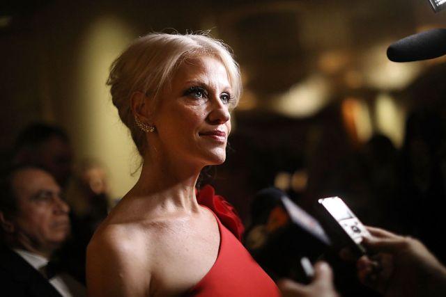 Kellyanne Conway (Getty Images)