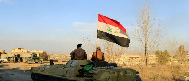 'We Still Don't Have Full Trust In the Army:' Iraqis Fear Government Will Cut And Run Against ISIS Again