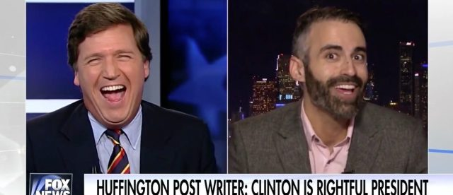 Tucker Carlson, Alex Mohajer (Fox News)