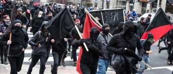 Antifa Group Advocates For 'Terrorism' and 'Executions' In Training Manual