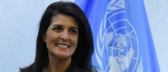 Nikki Haley Jokes: 'Spending My 4th In Meetings' Because Of North Korea