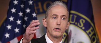 BREAKING NEWS: Trey Gowdy Says He's Not 'The Right Person' To Lead FBI