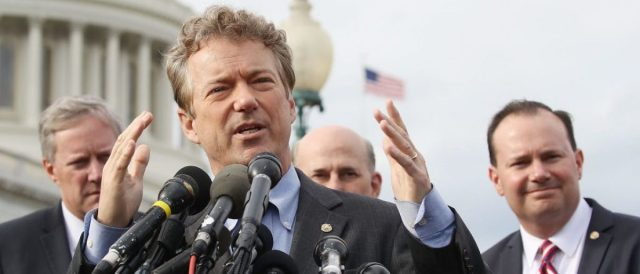 Rand Paul: We Face An Uphill Battle Getting Administration On Board With Criminal Justice Reform