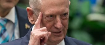 Mattis Says Trump's Warning Stopped Chemical Weapons Attack In Syria
