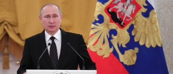 Trump Admin Slaps Russians With Sanctions