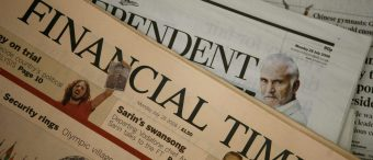 Caught Napping, Print Newspapers Are Running To Congress For A Bailout