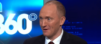 Carter Page Says He's Meeting Soon With House Intelligence Committee