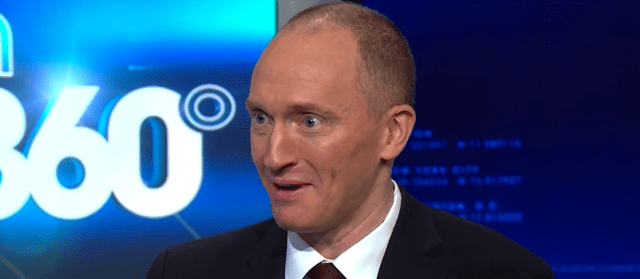 Here's What The Senate Intel Committee Wants From Former Trump Adviser Carter Page