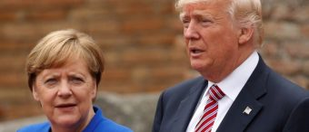German Vice Chancellor: US Is 'Dropping Out As An Important Nation' Under Trump
