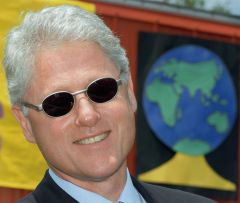 Bill Clinton Getty Images/Paul J. Richards