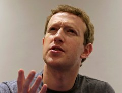 Mark Zuckerberg Reuters/Jose Miguel Gomez