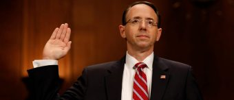 Rosenstein Pours Cold Water On Speculation That Russia Special Counsel Will Be Fired [VIDEO]
