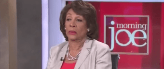 Even Maxine Waters Says There's No Evidence Of Trump-Russia Collusion [VIDEO]