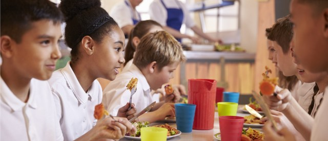 Trump Starts Expelling Michelle Obama's School Lunch Rules