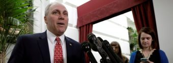 Scalise Moved Out Of Intensive Care Unit