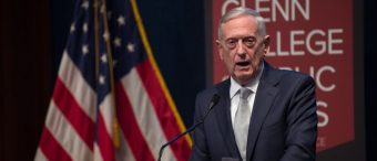 Mattis: US 'Refuses To Get Drawn Into' Wider Syrian War