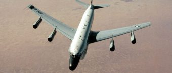 Report: Armed Russian Jet Buzzes US Spy Plane, Comes Within 5 Feet