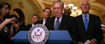 Republican Senators Are Divided On Their Health Care Bill But Are Working Toward Compromise