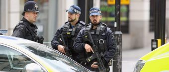 Here's What The London Attackers Fake Suicide Bomb Belts Look Like [PHOTOS]