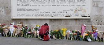 Krugman Mocks London Terror Attack