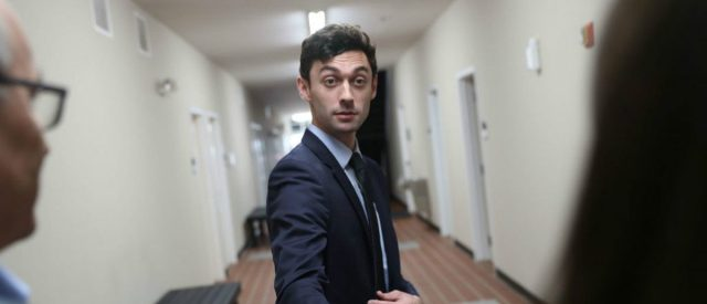 Ossoff Has Nine Times As Many Donors In California Than His Home State Of Georgia