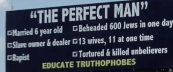 Indiana Muslims Appalled By Accurate List of Muhammad's Deeds