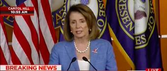 'Sad, Mean, And Heartless': Pelosi Responds To GOP's Senate Health Care Bill