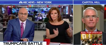MSNBC Host Caught Making Blatantly False Claims About Planned Parenthood