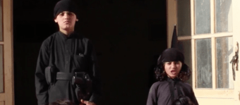 ISIS Deploys Young 'Cubs Of The Caliphate' To Execute Prisoners [PHOTOS]