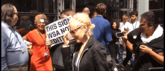 NYT Reporters Stage Walkout, Chant 'No Editors, No Peace' Over Staff Cuts [VIDEO]