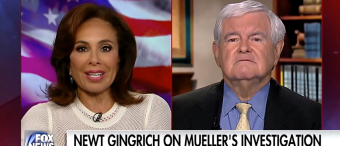 Gingrich Unloads On MSNBC's Joe Scarborough, Drops Perfect One-Liner [VIDEO]