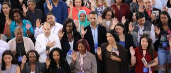 15,000 New US Citizens Sworn In On Independence Day After Immigrating The RIGHT Way