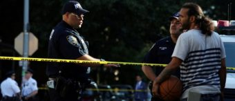 WaPo Worries That Using Police To Fight Homicides Will Cause 'Tensions'
