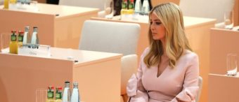 MSNBC 'Feminist' Questions The 'Message' Ivanka Is Sending By Wearing A Pink Dress