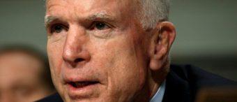 BREAKING: Sen. John McCain Has Brain Cancer